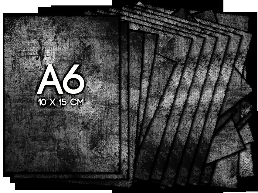 FLYERS / A6 / 10 x 15