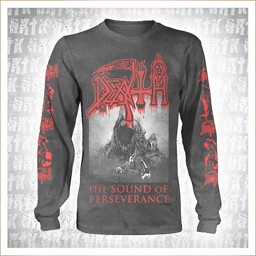 DEATH - The Sound of Perseverance LS