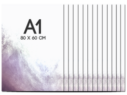 AFFICHES / A1 / 80 x 60