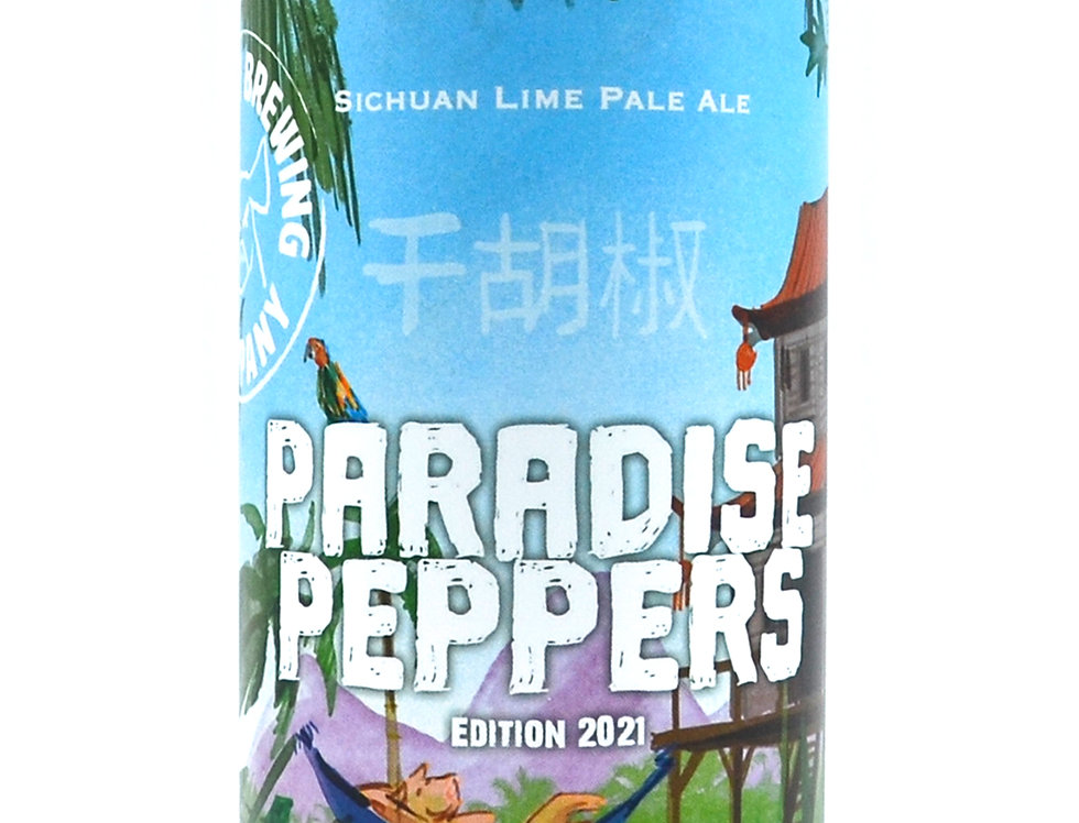 PARADISE PEPPERS