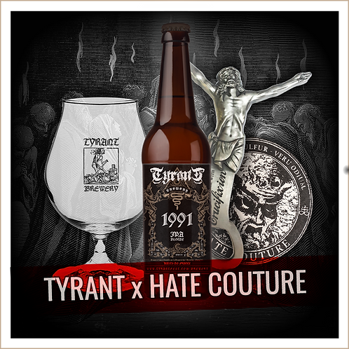 PACK ANTECHRIST - Tyrant x Hate Couture