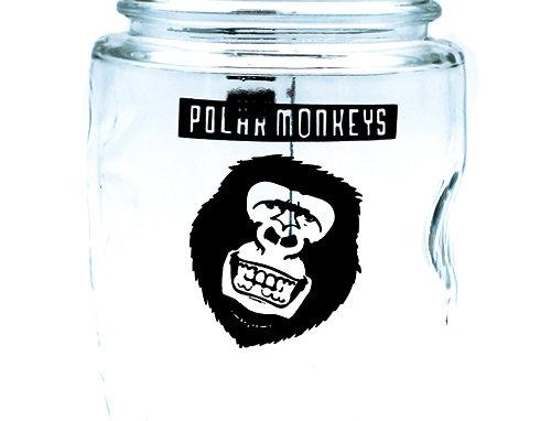 VERRE POLAR MONKEYS