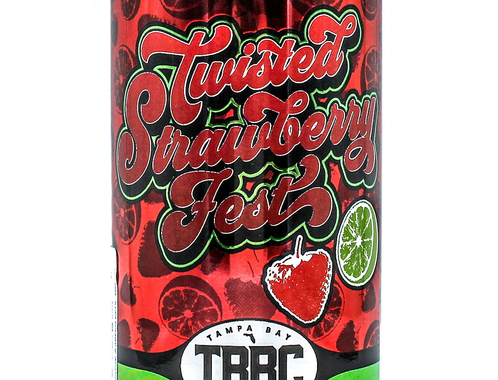 TWISTED STRAWBERRY FEST