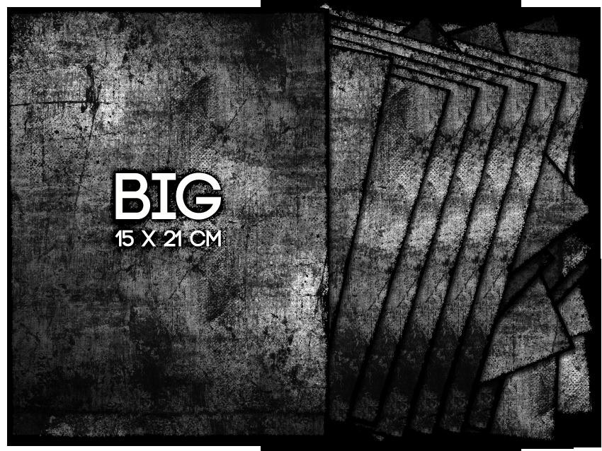 FLYERS / Big / 15 x 21