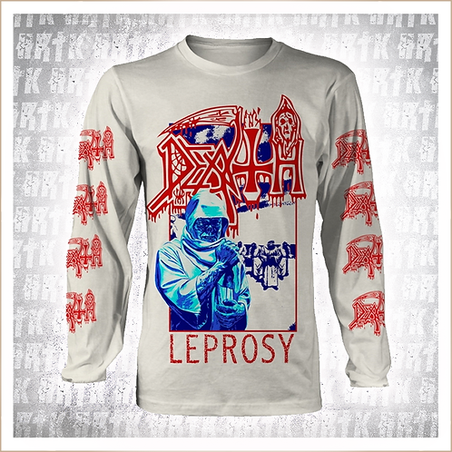 DEATH - Leprosy LS