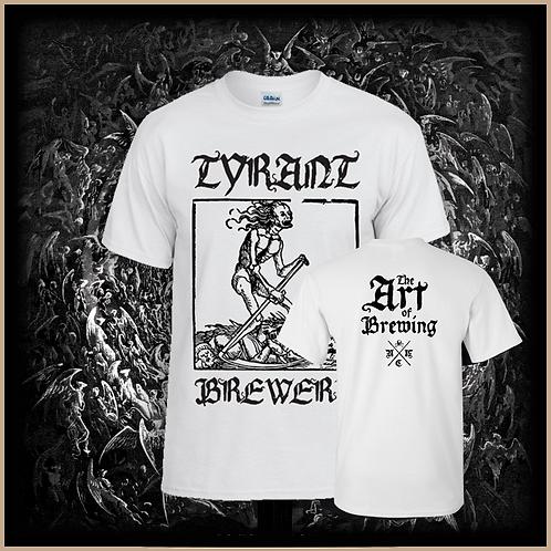 TYRANT BREWERY / T SHIRT ♂ La Mort