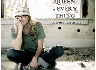 #32: The queen turns 1. (Also: snowfields, jellyfish, and songwriting)