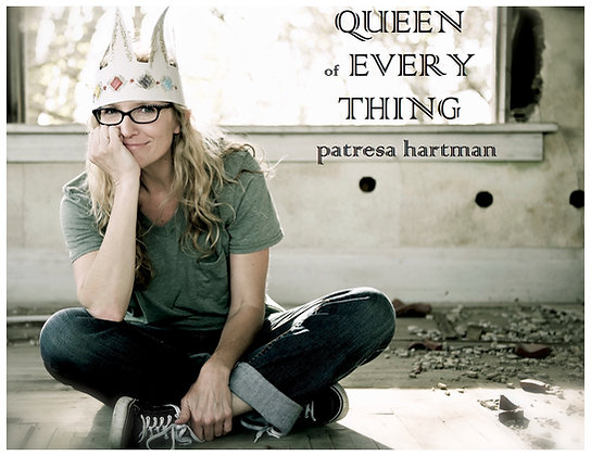 Queen of Everything - CD