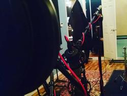 #14 In which Little P begins recording Album 2.