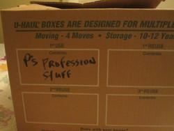 #13: P's Profession(al) Stuff