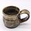 Thumbnail: Small Stoneware Coffee Mug