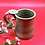 Thumbnail: Light Green Stoneware Mug with Thumb Rest - only 1 available