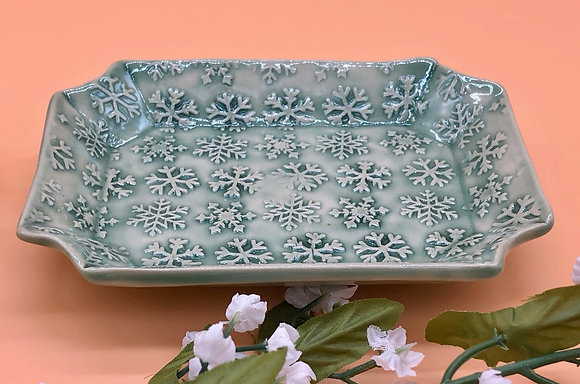 Light Green Trinket Dish - only 1 available