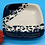 Thumbnail: Leopard Trim Trinket Dish - only 1 available
