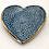 Thumbnail: Set of Four Heart Trinket Dishes - only 1 set available