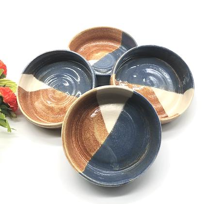 Set of Four Dessert/Salad Bowls - only 1 set available