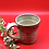 Thumbnail: Hand-Carved Dark Cream Mug - Only 1 available