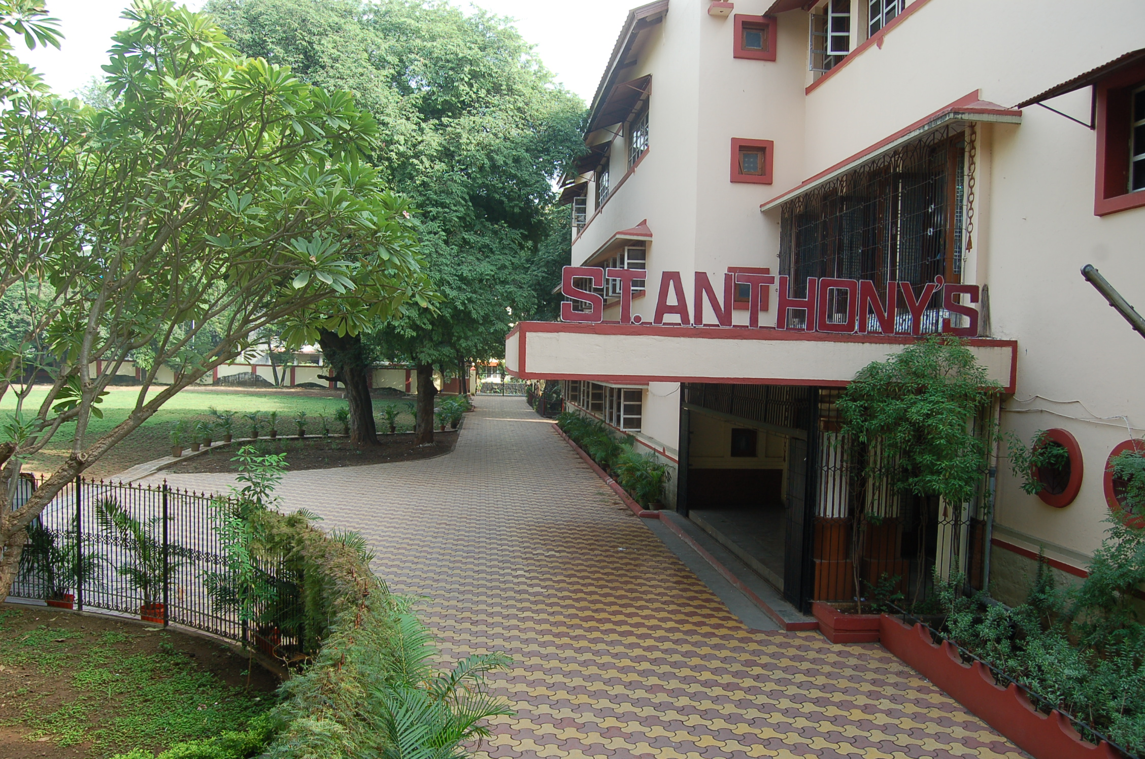 St. Anthony Girls' High School, Chembur