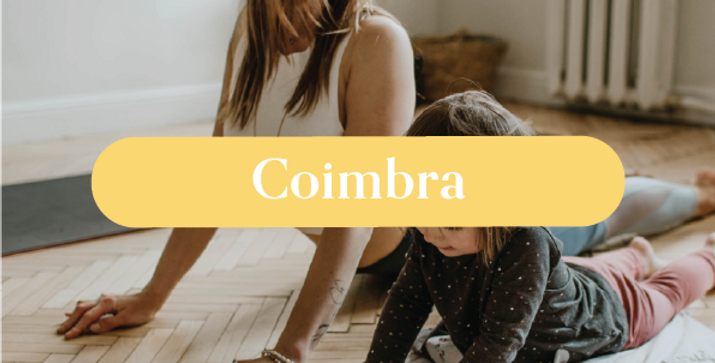 Formação de Yoga em contexto educativo - Coimbra