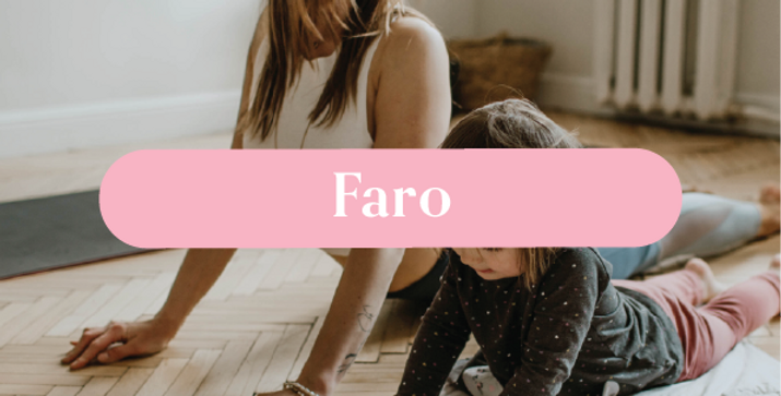 Formação de Yoga em contexto educativo - Faro
