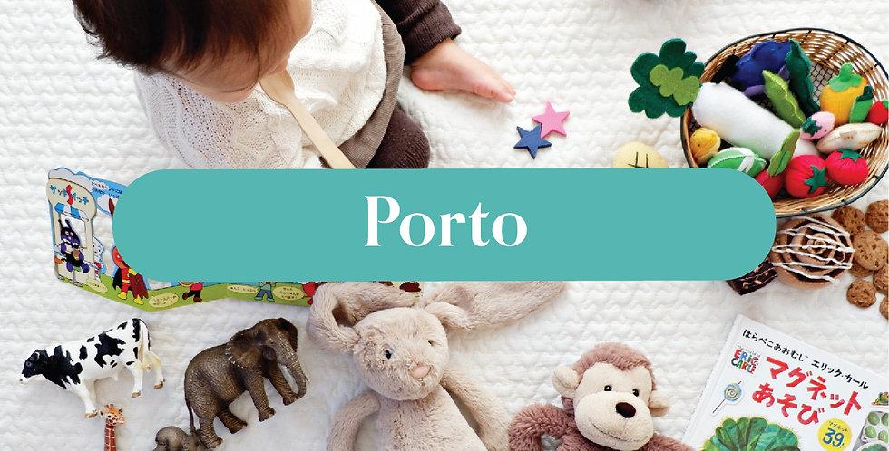 Formação Pedagogia Waldorf - outra forma de educar - Porto