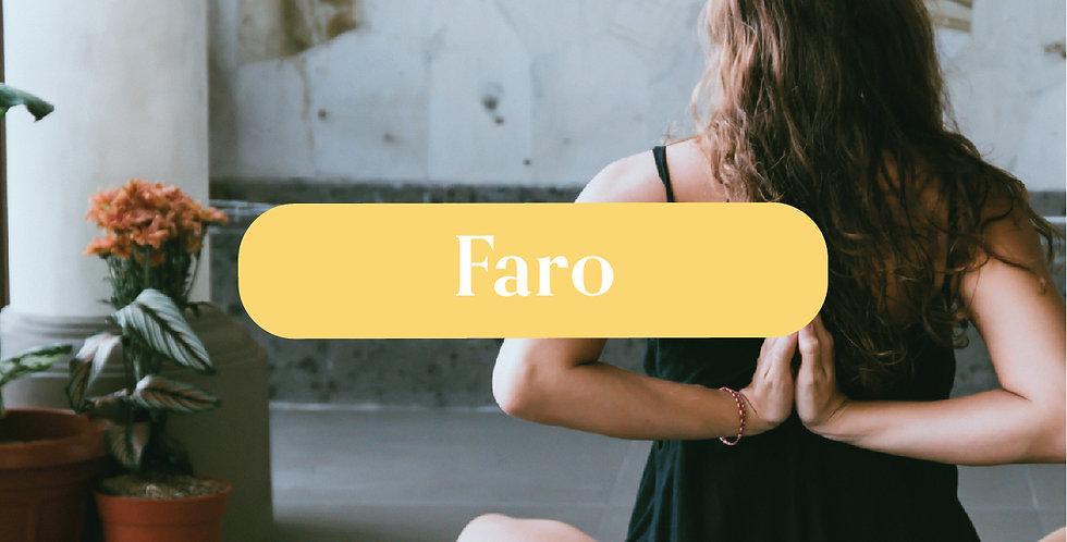 Curso Facilitadores Meditação Mindfulness em contexto educativo - Faro