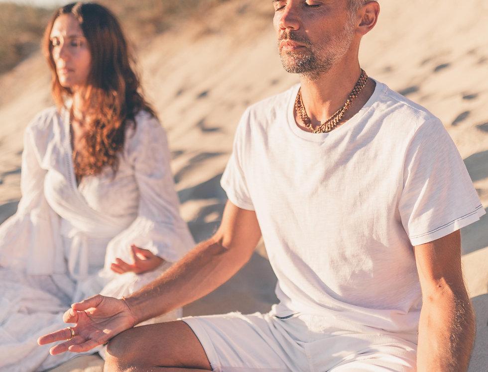 Aulas de mindfulness para profissionais