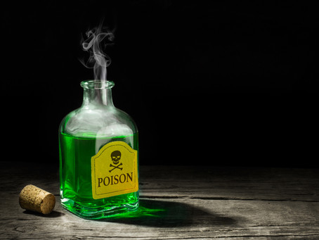 This poison is starting to feel unhealthy…(General Characteristics of a Toxic Relationship (TR))