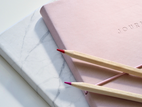 Journaling: Learning The Better You....