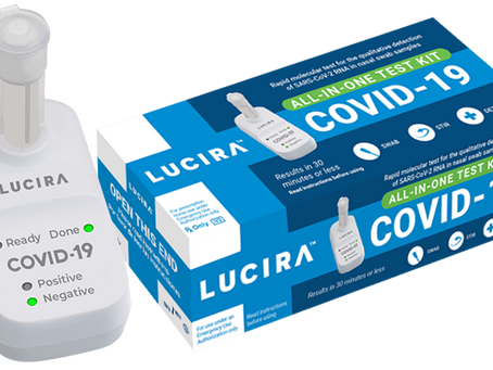 FDA authorizes first fully at-home COVID-19 test kit
