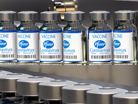 FDA authorizes Pfizer, First COVID-19 Vaccine in the United States