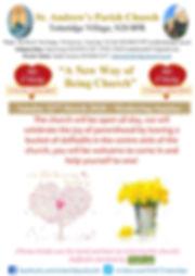 22nd March 2020 - ONLINE SERVICE SHEET_P
