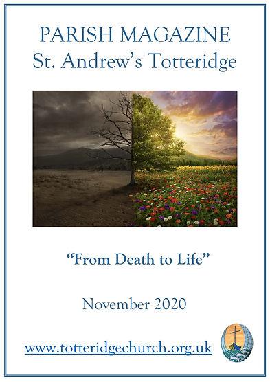 Online Parish Magazine - November - A4 1