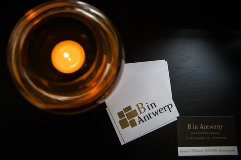 B in Antwerp - Boutique Hotel