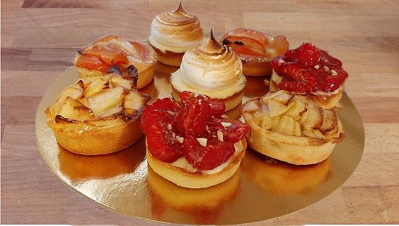 8 Mini Pastries