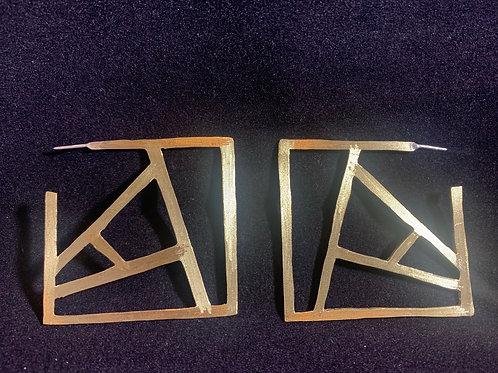 Shuri Abstract Earrings