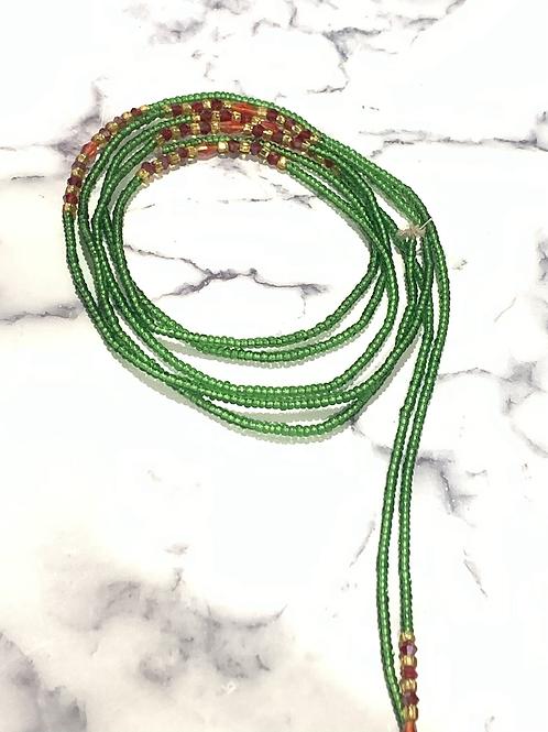 Envy Green Beads