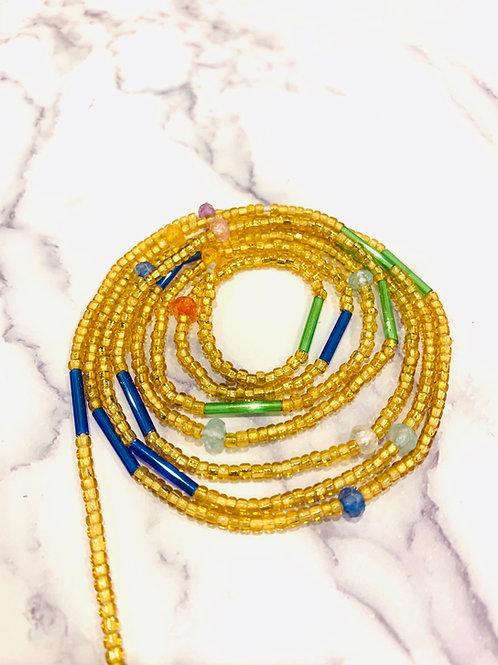 Golden Goddess+ Beads
