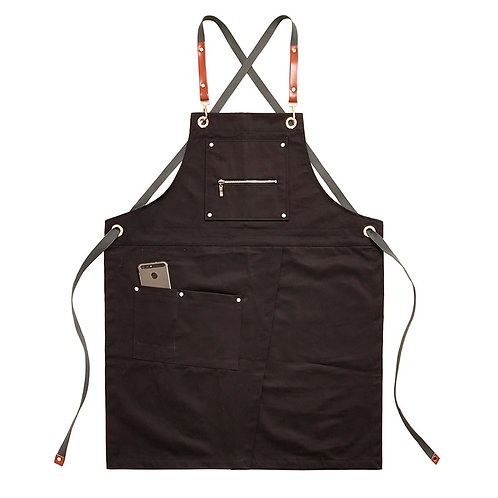 Adjustable Multi-use Unisex Work Apron with pockets