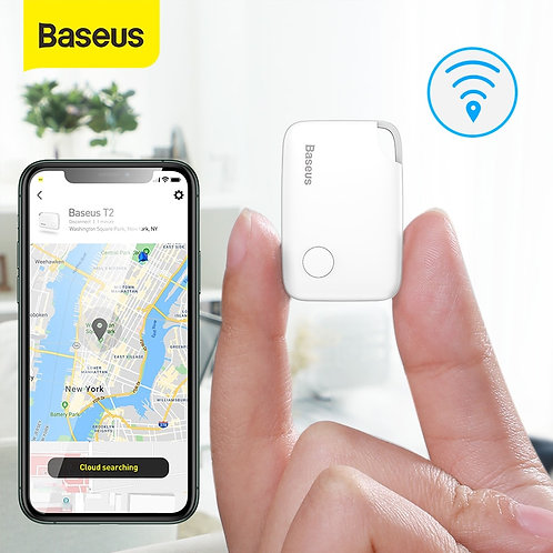 Baseus Smart GPS Tracker Mini Wireless Device GPRS Smart Key Tag