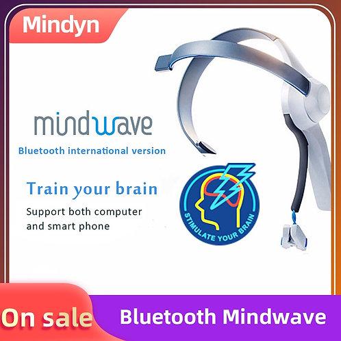 Mindwave Bluetooth Headset Mobile EEG Neuro Feedback Device