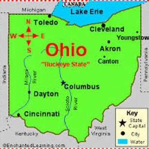Ohio 1/17  sets : 20 inserts Can't combine states, read below