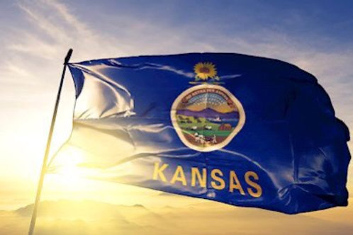 Kansas 10/25 sets : 20 inserts -Can't combine states, Read Below