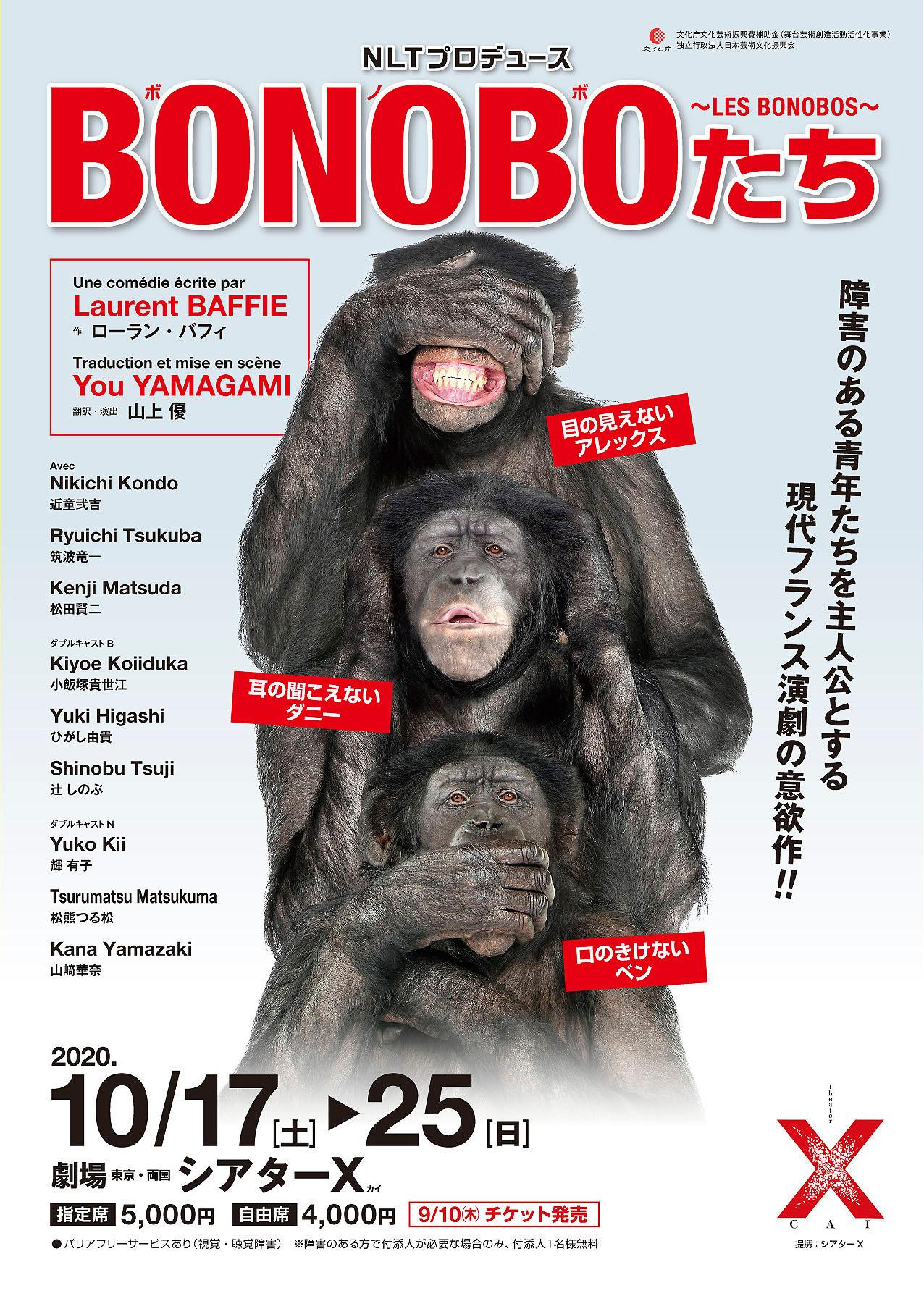 ボノボたち