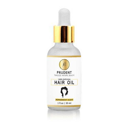 PRUDENT Hair Oil (1oz)