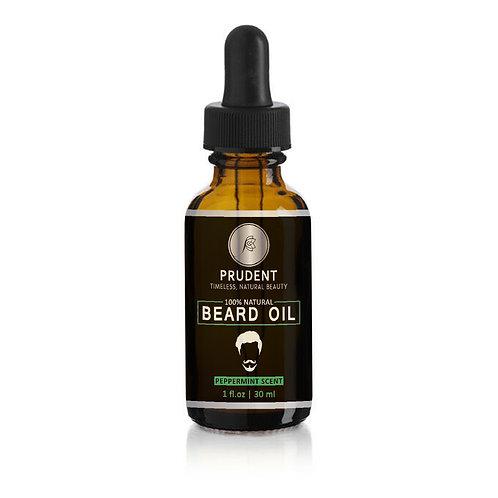 PRUDENT Beard Oil (1oz)
