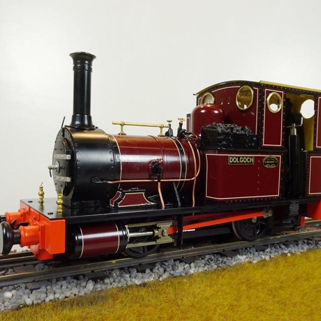 Accucraft UK Ltd Talyllyn Railway Dolgoch