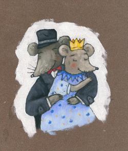"""""""Le rat et la reine"""""""