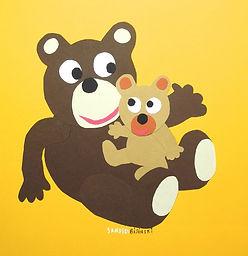 woody kids alex sanders tous les papas illustration originale
