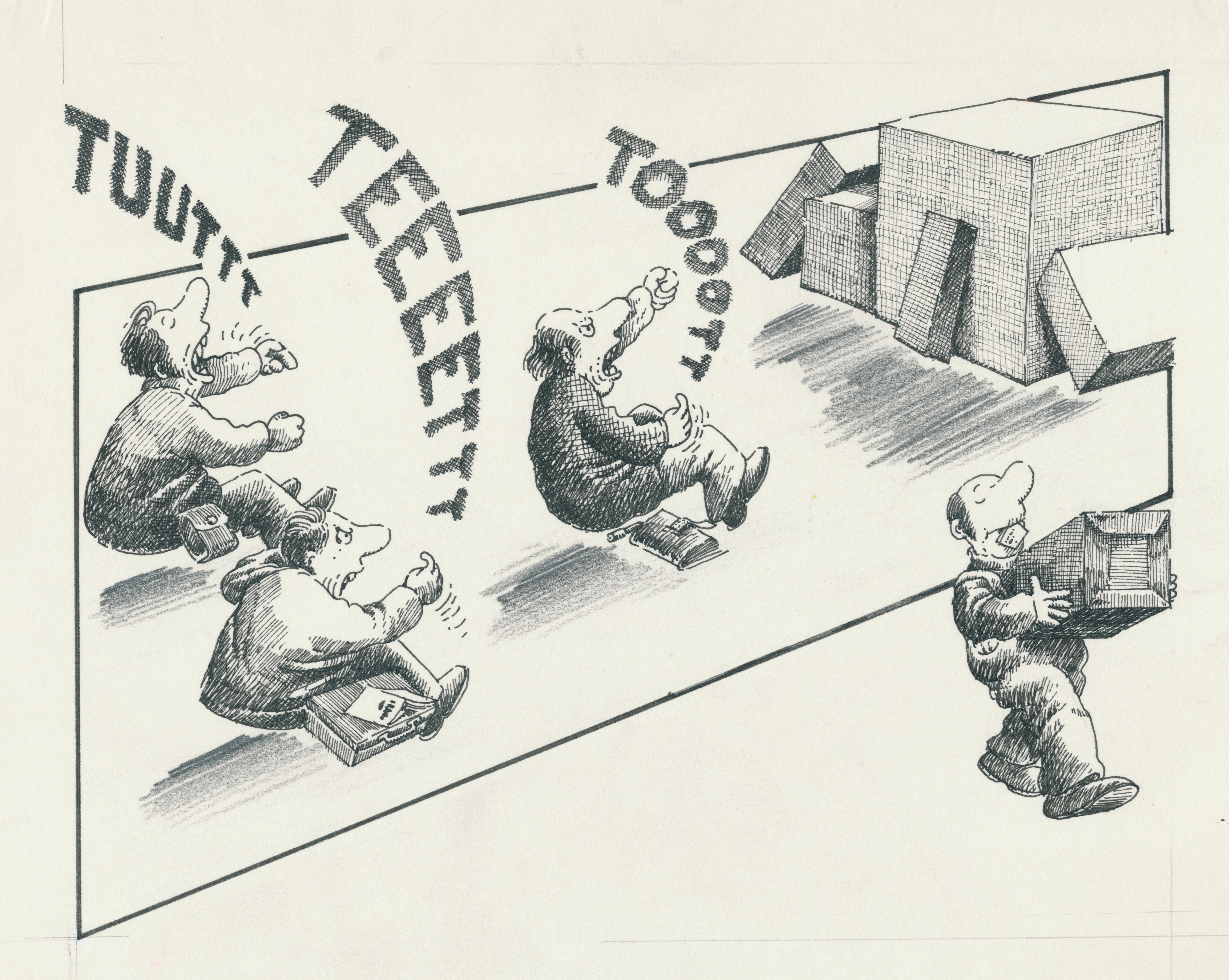 Les Papaos volants p 16.